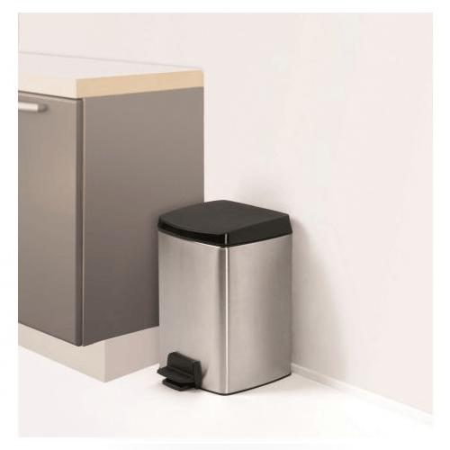 Stačiakampė vonios šiukšlių dėžė Brabantia 395642