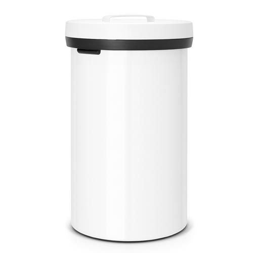 Balta šiukšlių dėžė Brabantia Big Bin 60 litrų 484544