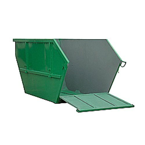 Atverčiamas 5,5 kūbo talpos statybinis konteineris 5601-1