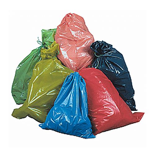 Žalias 120 litrų talpos maišas šiukšlių rūšiavimui 1077-2