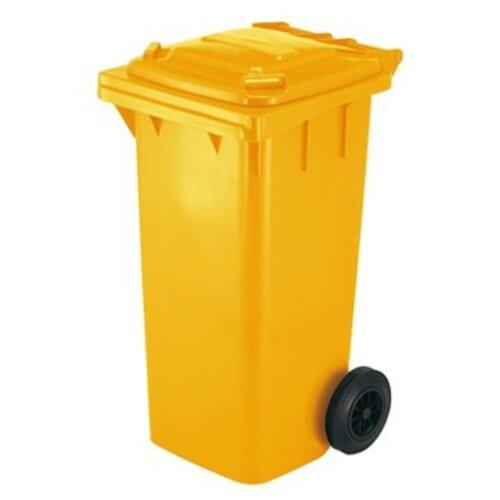 Buitinių atliekų konteineris 120 litrų talpos