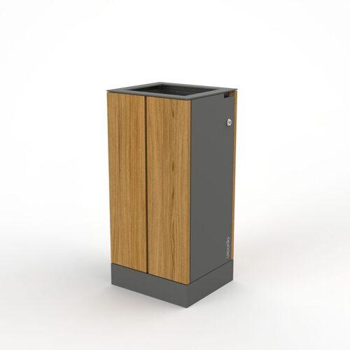 Kvadratinė šiukšlių dėžė Vincent