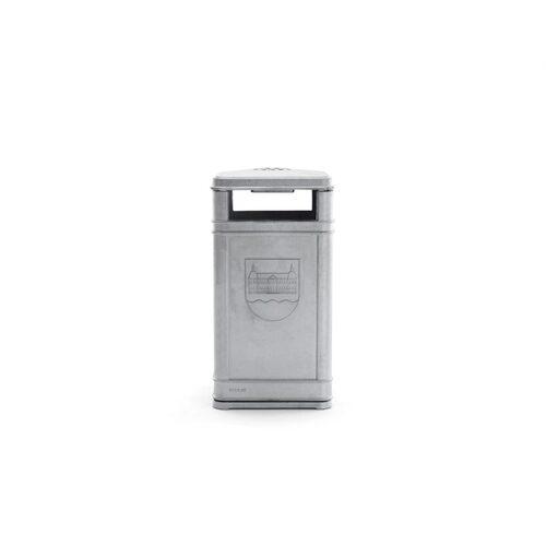 Lieto aliuminio šiukšliadėžė Byarum