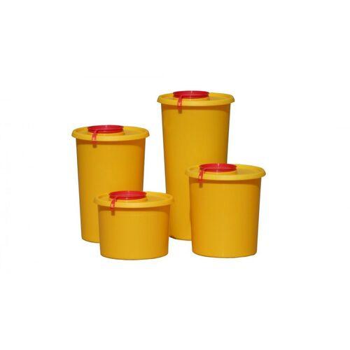 Medicininė šiukšliadėžė 2,5 litro talpos 71-91