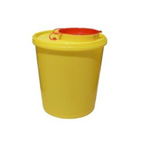 Medicininių atliekų konteineris 0,5 litro talpos 71-87