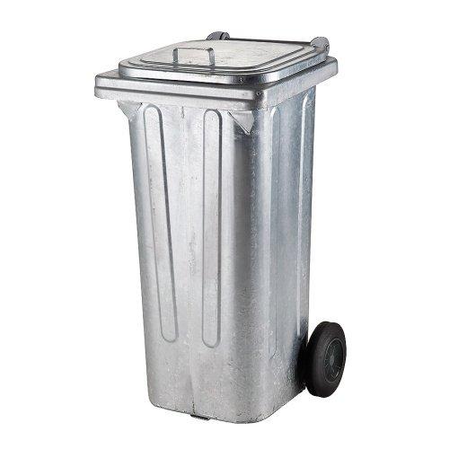 Metalinis 120 litrų talpos konteineris 76-23