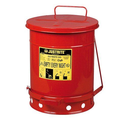 Talpykla naftos atliekoms 38 litrų talpos 47-86