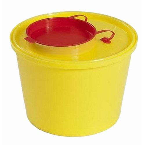 Vienkartinis medicininis konteineris 8 litrų talpos 71-93